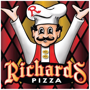 Richards Pizza $50 Gift Certificate