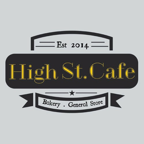 High Street Cafe $25 Gift Certificate